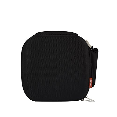Valira Classic Lunch Bag - Bolsa porta alimentos, color negro