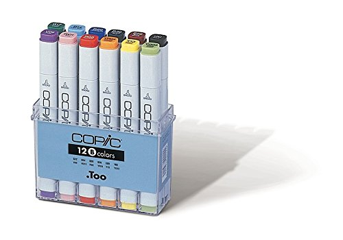 Copic Marker - Basis - 12er Set