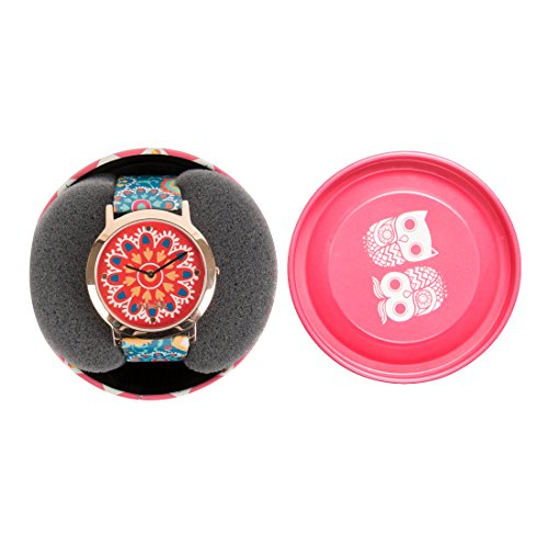 Chumbak Analogue Orange Dial Women's Watch-8907605005954