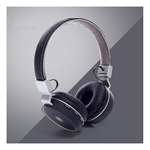 Bluetooth-Kopfhörer mit Rauschunterdrückung, kabelloser Over-Kopfhörer mit klarem Klang, leistungsstarker Bass, Travel Work TV PC-Handy, F - Für Handys At&t Unter $50 Der