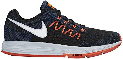 Nike Air Zoom Vomero 10 Scarpe da Ginnastica, Uomo Blu/bianco-rosso-nero (Game Royal/Wht-Hypr Orng-Blck)