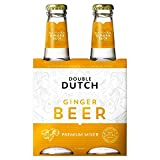 Double Dutch Ginger Beer, 200 ml, Pack of 4