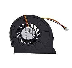 iParaAiluRy Laptop CPU ventilateur de refroidissement pour MSI CR600 PR600 VR630