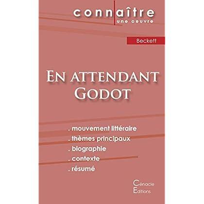 Fiche de lecture En attendant Godot de Samuel Beckett (Analyse littéraire de référence et résumé complet)