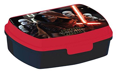 p:os 25629 - Brotdose Promo Disney Star Wars, 17 x 13.5 x 5.5 (Star Disney Wars Bei)