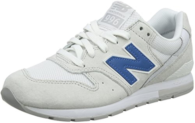 New Balance Herren Mrl996v1 Sneaker  Schwarz