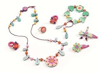 Djeco - Coffret de bijoux - Paradis des fleurs