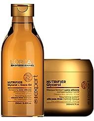 L'Oreal Serie Expert Nutrifier Shampooing Masque 250ml et 200ml