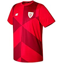 New Balance Camiseta PRE TRG Athletic Club 17/18 (M)