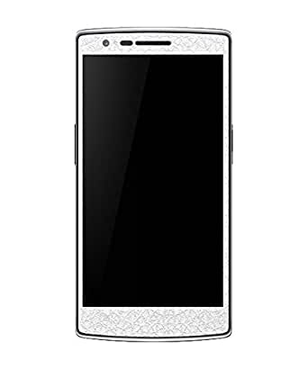 dbrand White Leather Back Mobile Skin for Oneplus One