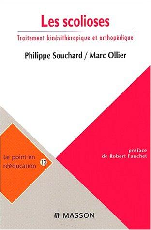 Les scolioses par Souchard, Ollier