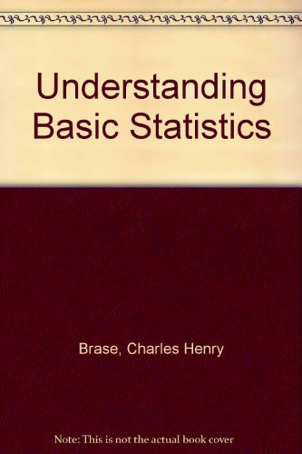 Basic Statistics Books Pdf