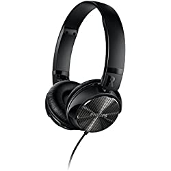 Philips SHL3850NC Casque à Réduction Active de Bruit Pliable Câble de 1,2m Noir