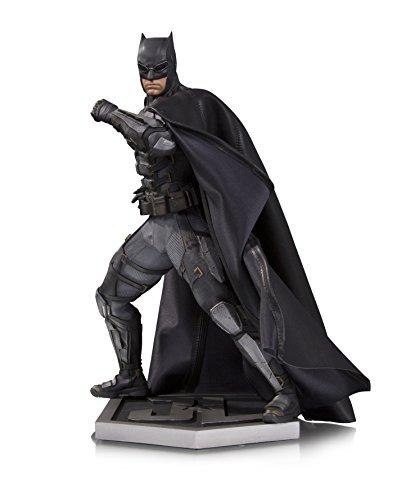 DC Comics may170370Justice League Film Batman Statue (Dc Comics-superman-statue)