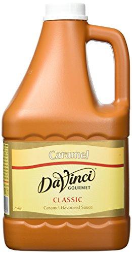 Da Vinci Gourmet Classic Caramel Sauce, 1er Pack (1 x 2.5 kg)