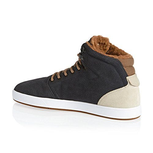 DC Shoes Crisis High Wnt, Sneakers Hautes homme Gris - Charcoal