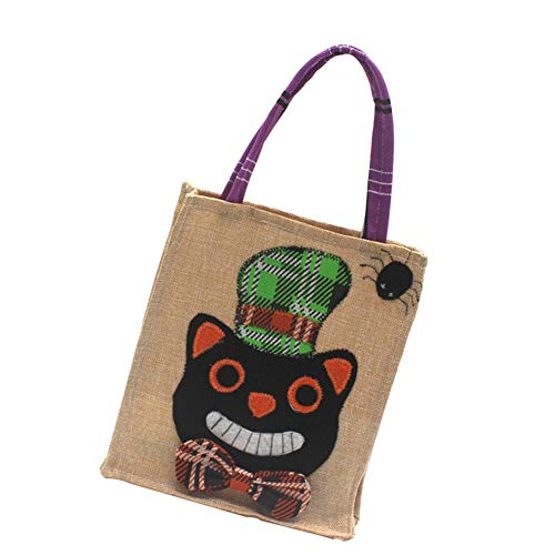 henk Dekoration Candy Party Tasche für Halloween, C ()