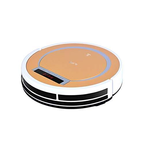 ILIFE V55 Beutellos Schwarz Roboter-Staubsauger Weiß/Goldfarben - 2