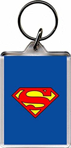 Superman (Logo) Portachiavi