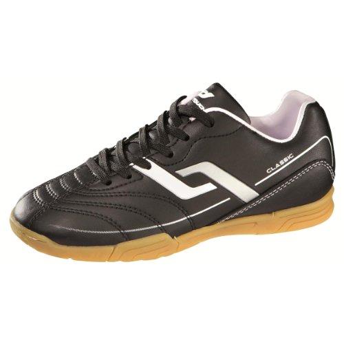 Pro Touch, Scarpe da calcio uomo Nero nero / bianco, Nero (Schwarz/Weiss), 33