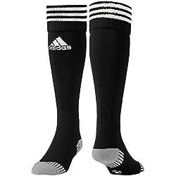 adidas Adisock 12, Medias para Hombre, Negro / Blanco (Black / White), 40-42 EU