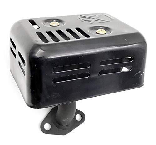 Opengardenweb silenciador Escape silenciador para Motor Honda GX 110120140160200y Animales clonados; Compatible...