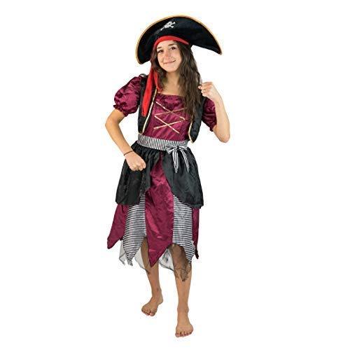 Bodysocks® Piraten Kostüm für Damen