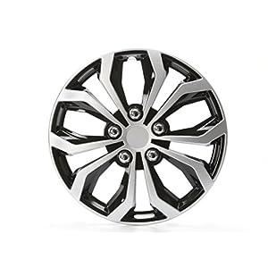 Cartrend  Daytona. Schwarz/Silber 16