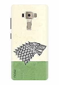 Noise Designer Printed Case / Cover for Asus Zenfone 3 ZE552KL With 5.5 Inches Screen / Patterns & Ethnic / House Stark Design
