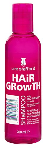 LEE STAFFORD Hair Growth Shampoo , 1er Pack (1 x 200 ml)