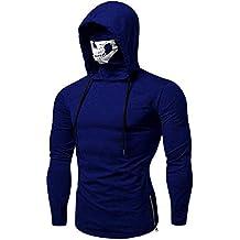 Sweat à Capuche Homme, Printemps Automne Hiver Sweat-Shirt Manteau Veste  AméLiorer Pas Cher e7aaf13dcdb