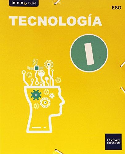 Tecnología i libro del alumno (inicia) - (inicia dual)