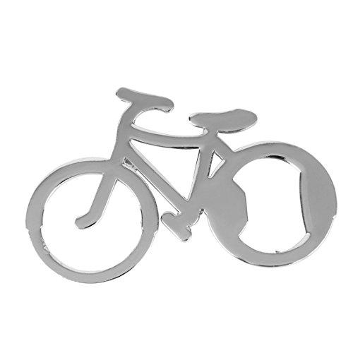 joyliveCY Moderner netter Fahrrad Metall Bier Flaschen?ffner Schl¨¹sselanh?nger Schl¨¹sselanh?nger f¨¹r Fahrrad Liebhaber Radfahrer kreative Geschenk
