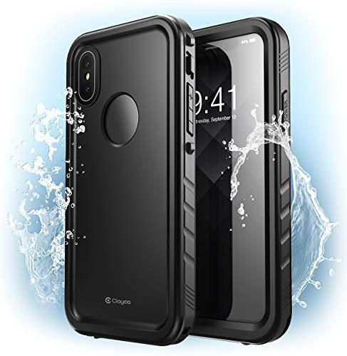 Clayco Funda iPhone XS MAX, [Omni] iPhone 6.5 Carcasa a...
