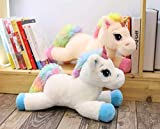 #10: Adorable Multicoloured Baby Unicorn High Quality Imported Stuffed Plush 40cm