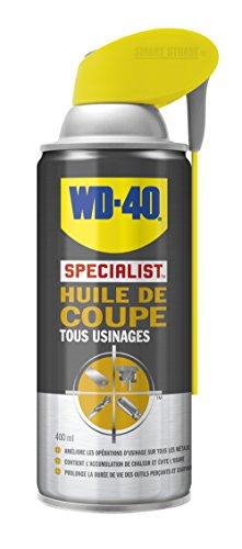 WD-40 Specialist Huile De Coupe Aérosol Double Position 400 ml.