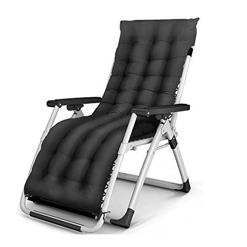FEIFEI Fauteuils inclinables Chaise pliante Chaise longue de siesta d'été Bureau Chaise de plage portable chaise longue Chaise enceinte Siesta chaise Pliant (Couleur : 13)