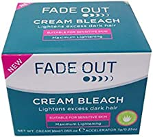 Fade Out Cream Bleach, 30ml