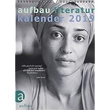 Aufbau Literatur Kalender 2019: 52. Jahrgang