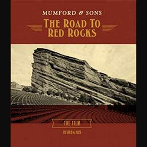 Mumford & Sons - The Road to Red Rocks (Red Rocks Dvd)