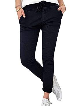 BoBoLily Pantalones Lápiz Mujer