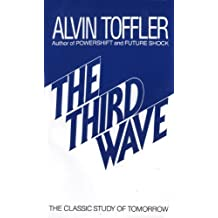 The Third Wave by Alvin Toffler (1984-05-01)