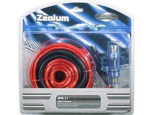 Zealum ZPK 11 Power Starter Kit Kabelset 10mm (Auto-remote-starter-kit)