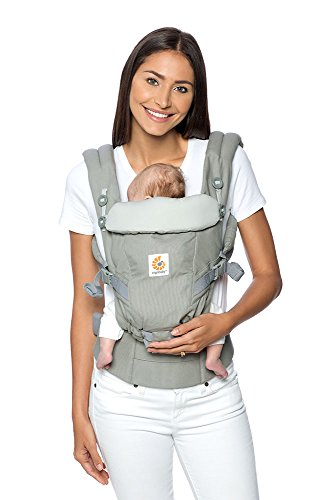 Ergobaby Adapt Babytrage im Test - 4