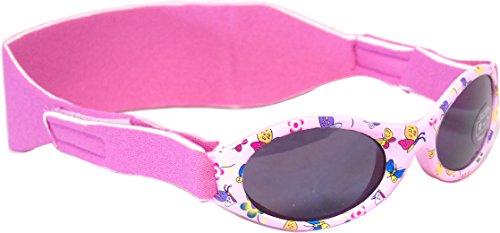 Edz Sunnyz Sangle pour lunettes de soleil pour bébé 0–2 ans