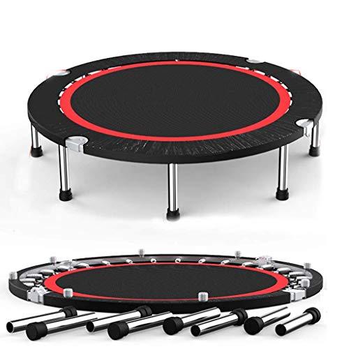 AOLI Trampolin Erwachsene Sport Gewichtsverlust/Gym Home Indoor-Sprungbett/Outdoor-Trampolin 50 Zoll,350kg