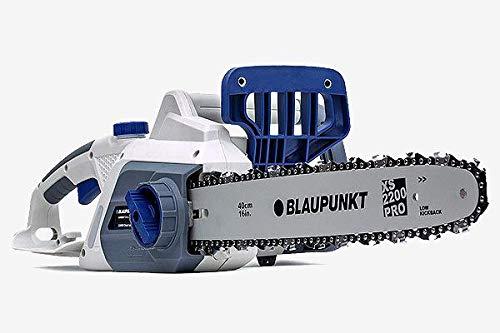 Motosierra eléctrica Blaupunkt CS3000 Potencia 2200W. Blaupunkt Blade XS 40 CM. Freno...