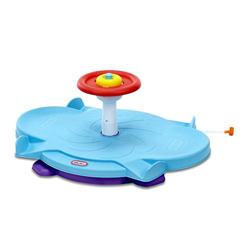 Little Tikes Dual Twister Outdoor Toy