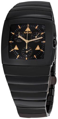Rado R13477182Sinatra de la Hombres Negro Dial reloj