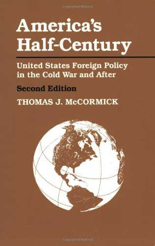 an analysis of the first half of twentieth century on the topic of the united states foreign policy  Id-5 analyze the role of economic, political, social, and ethnic factors on the formation of regional identities in what would become the united states from the colonial period through the 19th century.